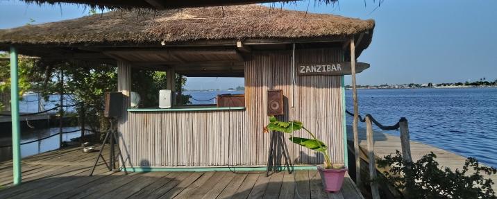 Le bar : le Zanzibar
