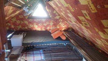 Le lit de la chambre Koh-Lanta